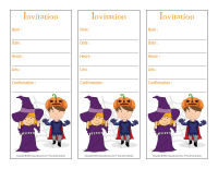 Invitations à la parade