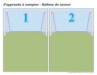 J'apprends à compter-Ballons de soccer-1