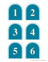 J'apprends à compter-Châteaux de neige-2