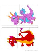 J'invente mon dragon