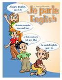 Anglais - Je parle english