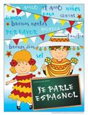 Espagnol - Je parle espagnol