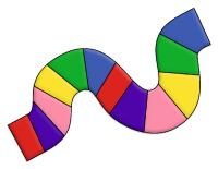Jeu - j'apprends mes couleurs
