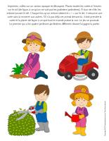 Jeu-Quatre Jardiniers-Jardinières