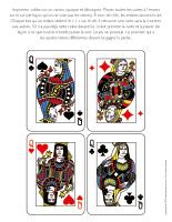 Jeu-Quatre reines