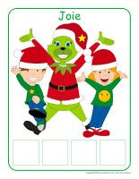 Jeu d'association-Noël-heureux ou grincheux-1