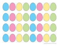 Jeu d'association-lapins de couleur-2