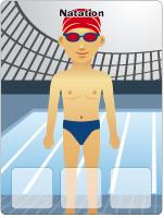 Jeu d'association olympiades d'été