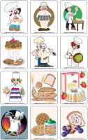 Jeu d'images - La boulangerie