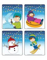 Jeu d'images-Carnaval d'hiver-1
