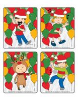 Jeu d'images-Célébrations de Noël-1