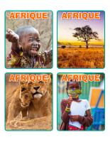 Jeu d'images-Découvrons l'Afrique-1
