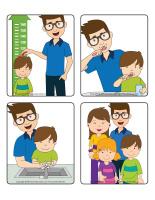 Jeu d'images-Fête des Pères 2019-2