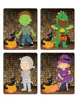Jeu d'images-Halloween 2018-1