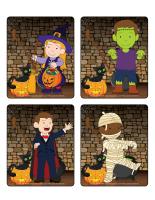 Jeu d'images-Halloween 2018-2