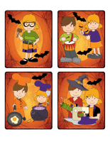 Jeu d'images-Halloween-Ateliers créatifs-1