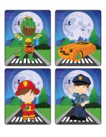 Jeu d'images-Halloween-La sécurité-1