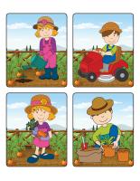 Jeu d'images-Jardiniers-Jardinières-1