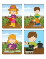 Jeu d'images-Jardiniers-Jardinières-2