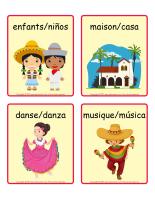 Jeu d'images-Je parle espagnol