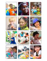 Jeu d'images-Journée de l'enfant-2019-2