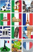 Jeu d'images-L'Europe