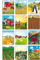 Jeu d'images-L'agriculture