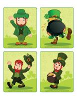 Jeu d'images-La Saint-Patrick-1