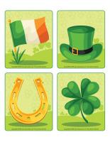 Jeu d'images-La Saint-Patrick-2