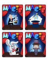 Jeu d'images-La magie