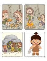 Jeu d'images-La préhistoire