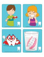 Jeu d'images-La santé dentaire-1