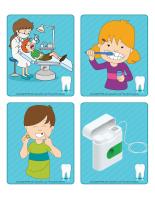 Jeu d'images-La santé dentaire-2
