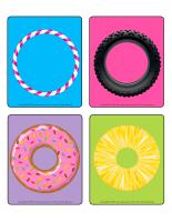 Jeu d'images-Le cercle