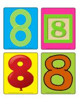 Jeu d'images-Le chiffre 8