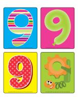 Jeu d'images-Le chiffre 9