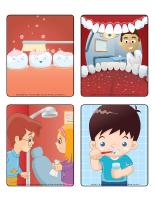 Jeu d'images-Le dentiste
