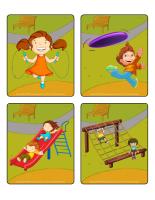 Jeu d'images-Le parc