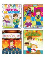 Jeu d'images-Les festivals-2