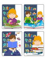 Jeu d'images-Les livres-2