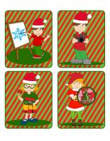 Jeu d'images-Noël-Ateliers créatifs-1