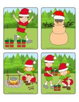 Jeu d'images-Noël des campeurs-2