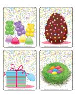Jeu d'images-Pâques-Petites douceurs-1