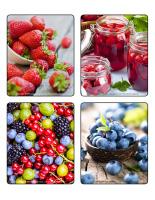 Jeu d'images-Petits fruits-1