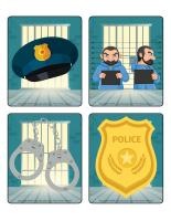 Jeu d'images-Policiers-Policières-1