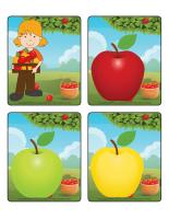 Jeu d'images-Pommes-1