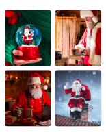 Jeu d'images-Royaume du père Noël-2