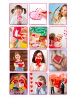 Jeu d'images-Saint-Valentin 2020
