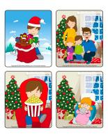 Jeu d'images-Vacances de Noel-2