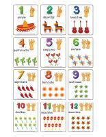 Jeu d'images-chiffres 0 à 12 espagnol-2